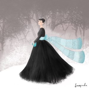 Walk through the Snow